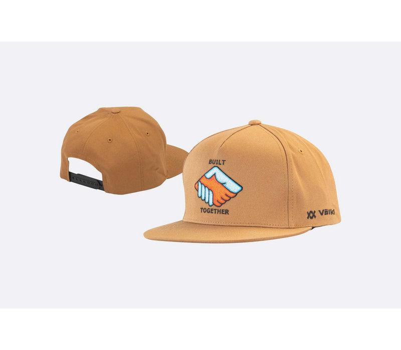 Volkl Built Together Hat - Desert Sand - Adj