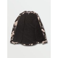 Volcom Men's Sherpa Flannel Jacket