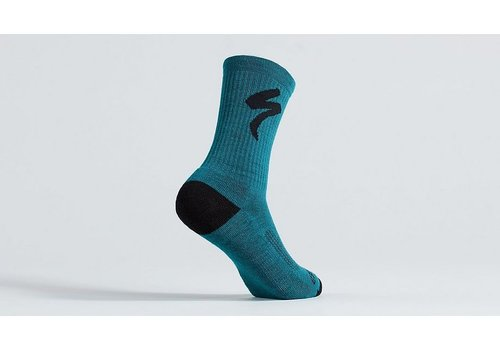 Specialized Specialized Merino Midweight Tall Logo Sock
