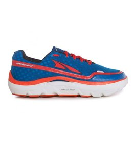Altra ALTRA PARADIGM 1.5 NAVY RED Mens 8