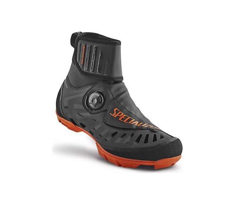 Defroster shoe
