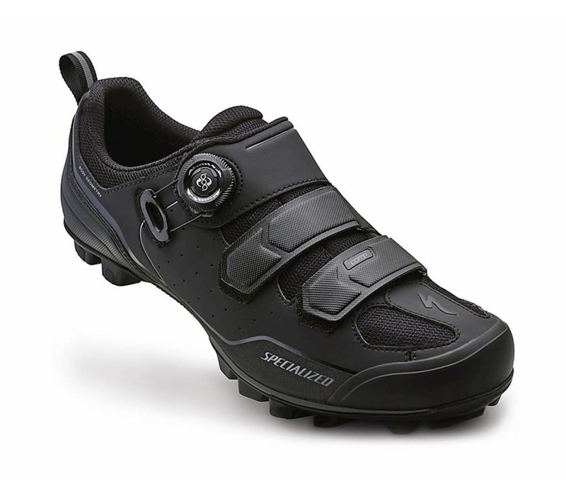 Men's Comp MTB Black/Dark Grey 46/ 12.25