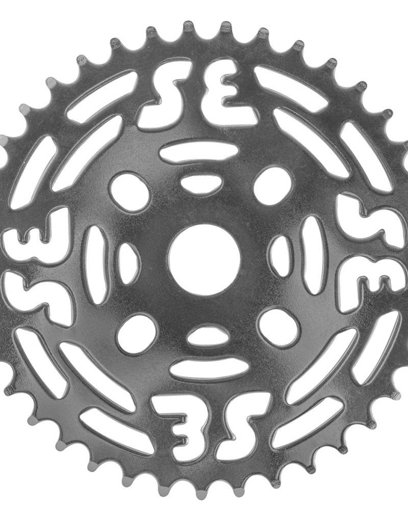 One Piece Steel Chainring