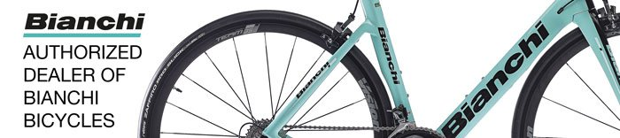 Bianchi Bikes Authorized Dealer