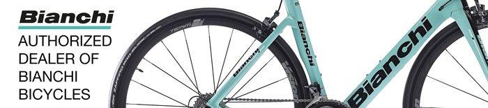 Bianchi Bikes Authorized Dealer