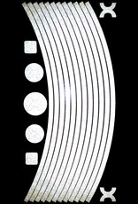 Reflx Wheel Strips