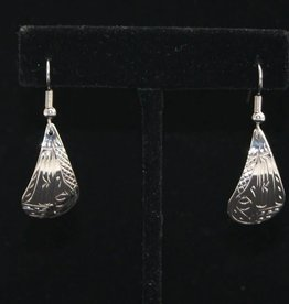 Nancy Dawson Teardrop Hummingbird Earring