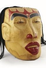 Alexander, Cherrish Sister Mask - Alder wood