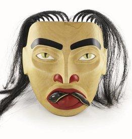 Alexander, Cherrish Women of Snake Hill Mask - Alder wood