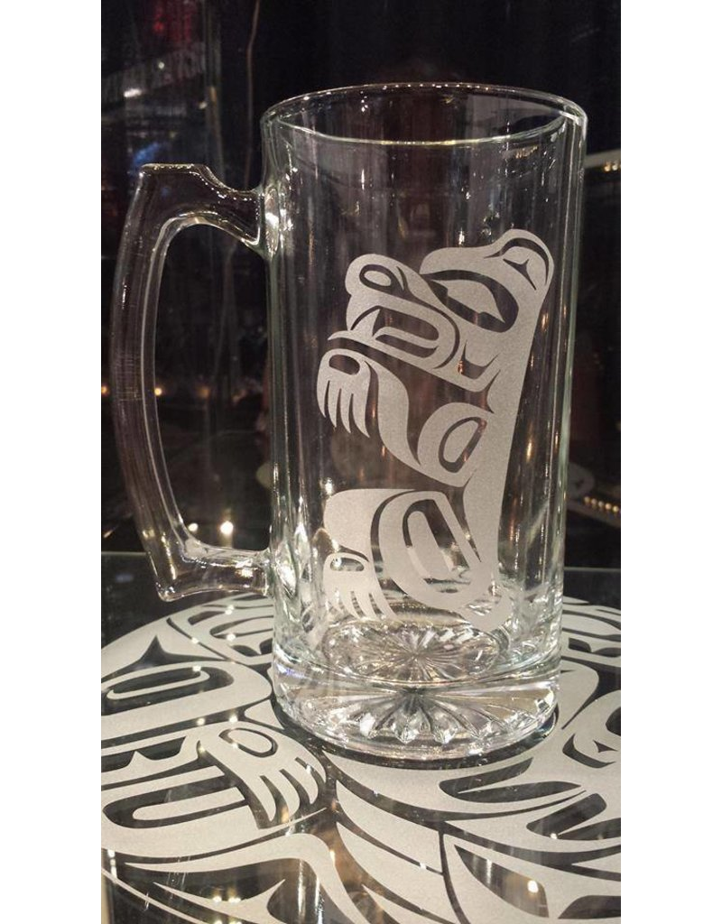 Mike Forbes Beer Stein Mug