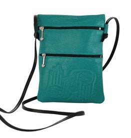 Panabo Sales Dorothy Grant Turquoise -passport Holder