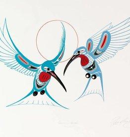 Shorty, Richard Hummingbirds