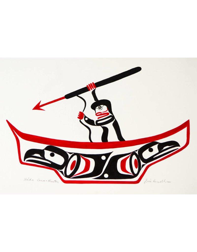 Parnell, Eric Haida Canoe Hunter