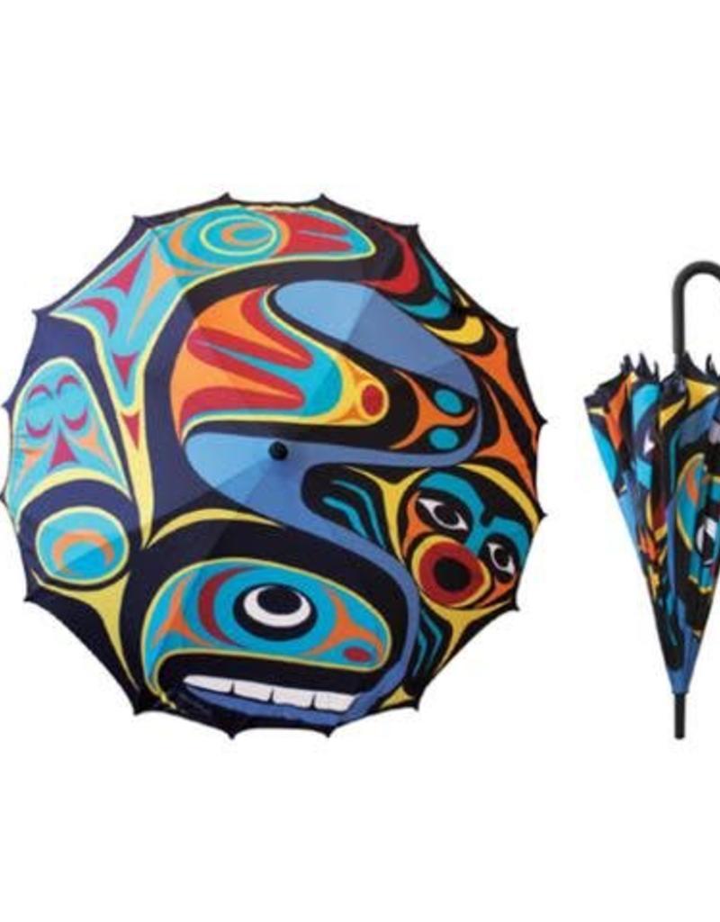 Johnny Jr., Maynard Whale Umbrella