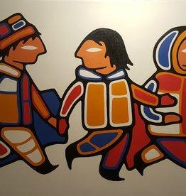 Pawis-Steckley, Joshua Mangeshig Biboon Minendaagwad - Original