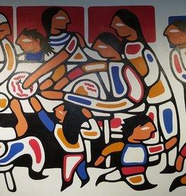 Pawis-Steckley, Joshua Mangeshig Endaayaan - Original