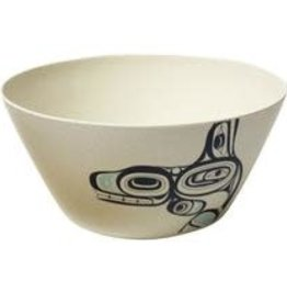 "Ernest Swanson Whale 10"" Bowl"