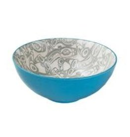 Panabo Sales Orca Medium Turquoise Bowl