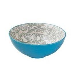 Robinson, Kelly Orca Medium Turquoise Bowl