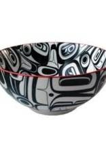 Panabo Sales Raven Large Porcelain Bowl