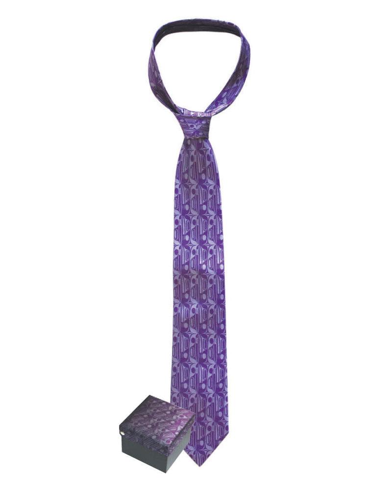 Houstie, Ben Duality Polyester Tie