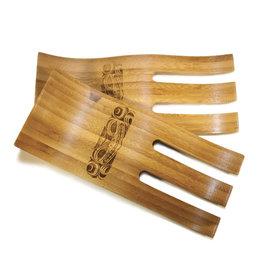 Corey W. Bamboo Salad Hands