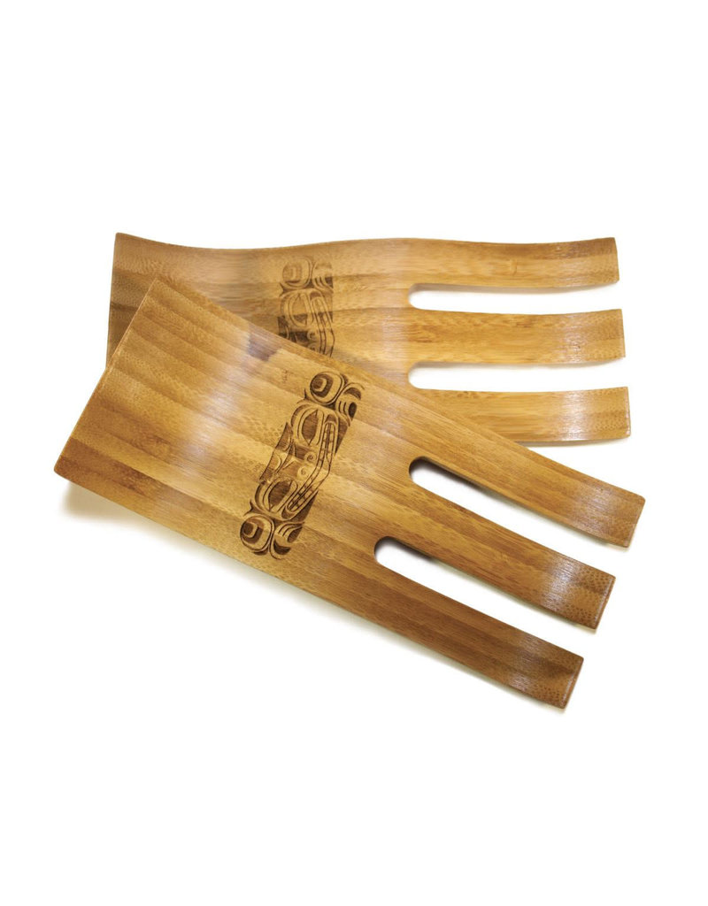 Corey W. Bamboo Salad Hands