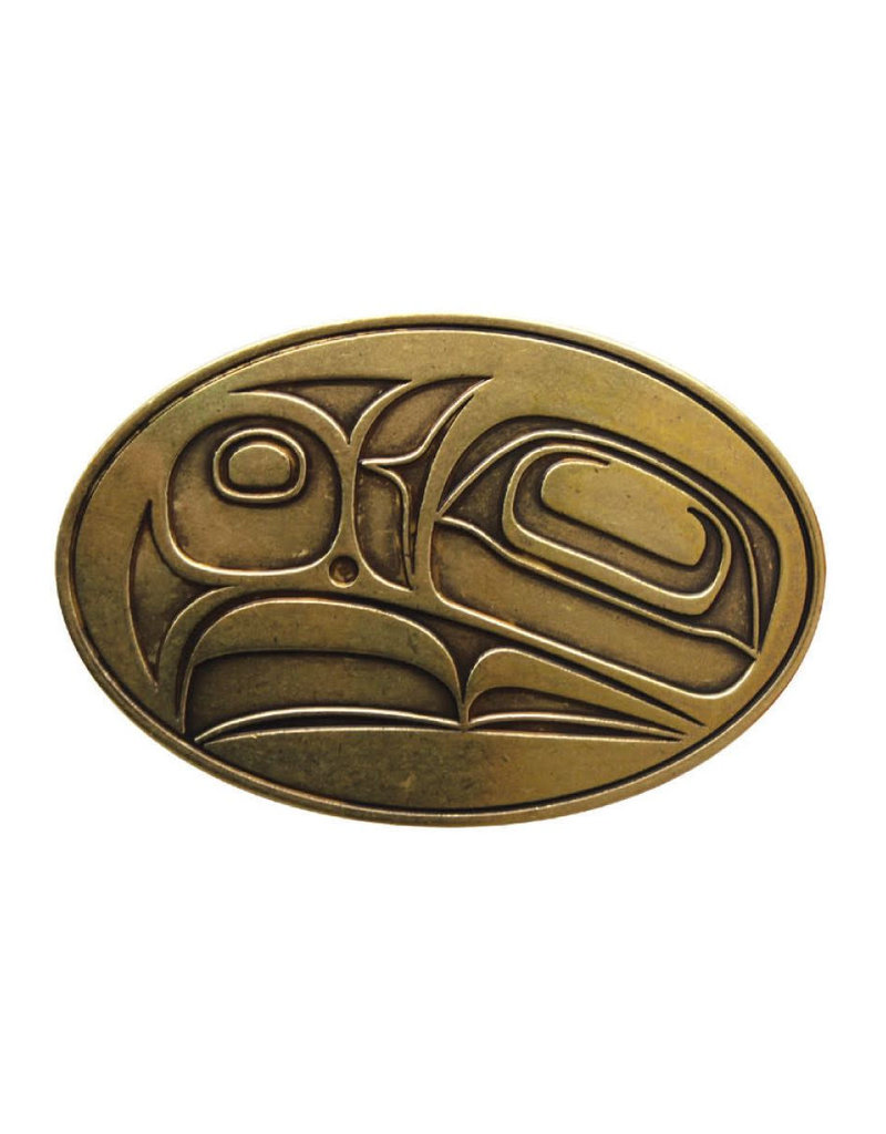 Native Northwest Belt Buckle