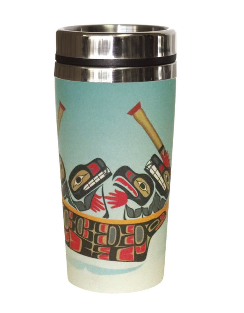 Native Northwest Bamboo Mugs
