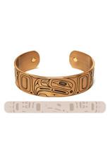 Gordon White Eagle Copper Bracelet