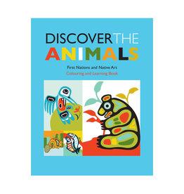 Native Northwest Discover Animal Book
