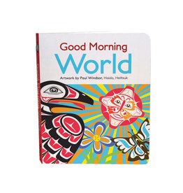Paul Windsor Good morning World Book