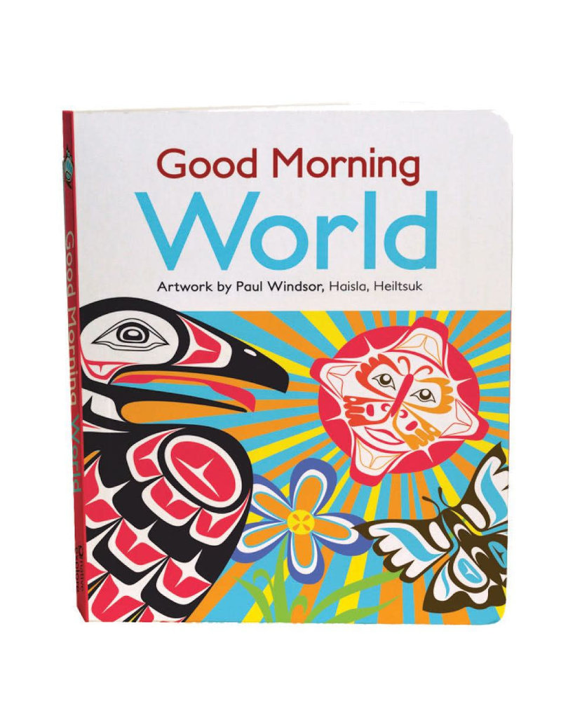 Paul Windsor Good morning World Book