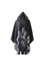 Native Northwest Hooded Fashion Wrap