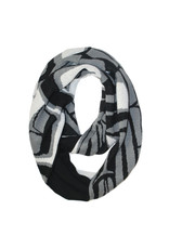 Native Northwest Knitted Circle Scarf