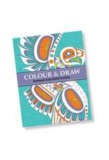 Native Northwest Native Formline Colouring Book