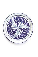 Native Northwest Porcelain Art Plate