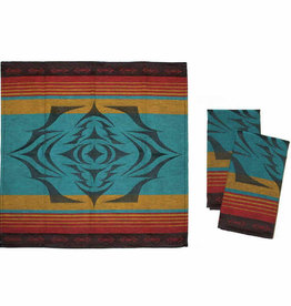 Simone Diamond Salish Sunset Napkin