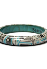 Native Northwest Wooden Bangles Small