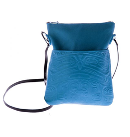 Panabo Sales Bear box solo bag turquoise
