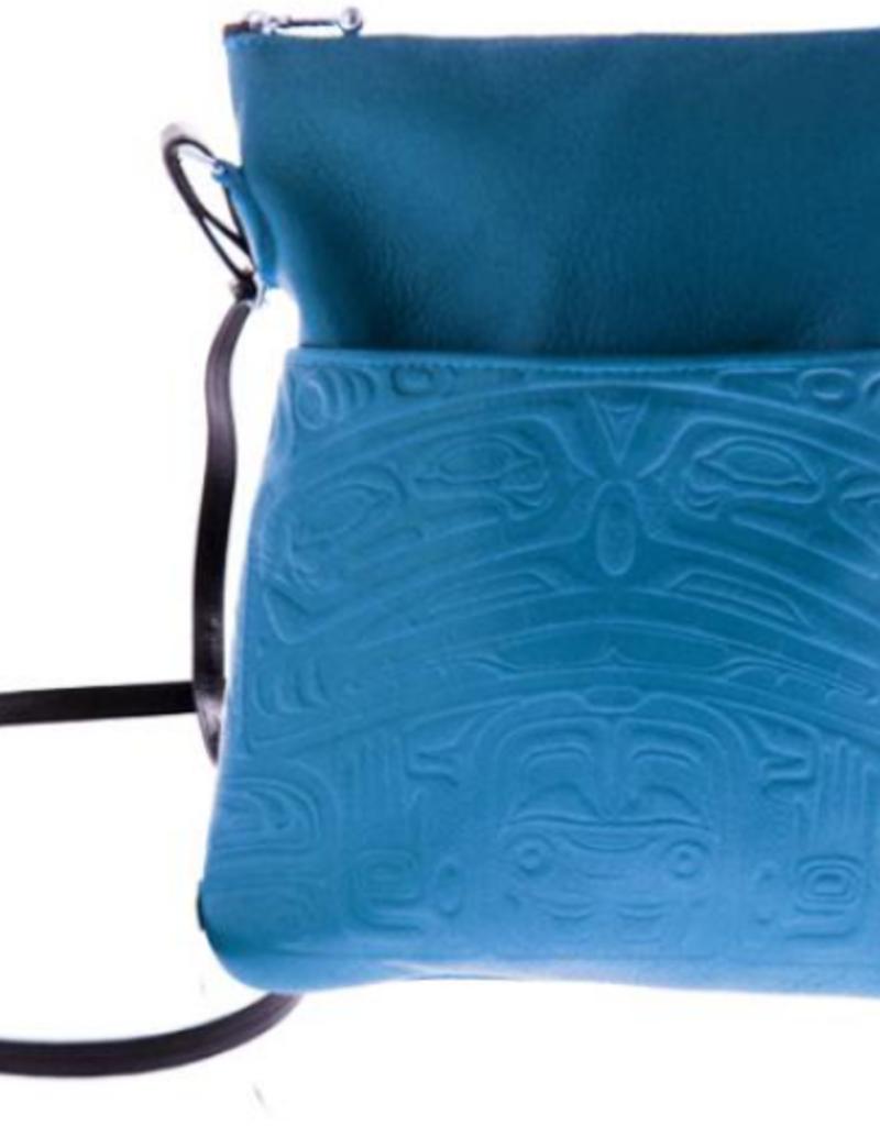 Panabo Sales Bear box solo bag turquoise