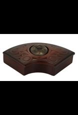 Mark Garfield Fan Box W/Bronze