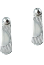 Hunt, Corrine Hope Wolf Pewter Earring