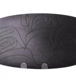 Hunt, Corrine Large Charcoal Platter
