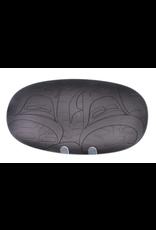 Hunt, Corrine Medium Charcoal Platter