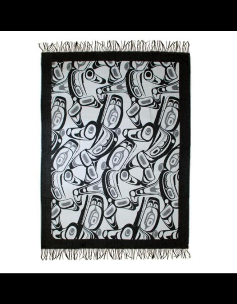 Robinson, Kelly Orca Blanket