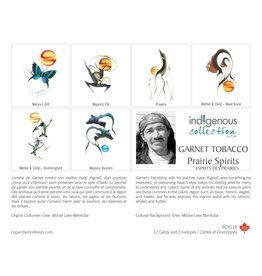 Canadian Art Prints Art Card Collection - Prairie Spirits