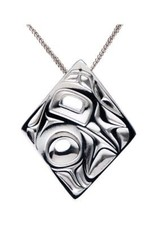 Helin, Bill Hummingbird Diamond Pendant
