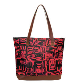 Native Northwest Tote Bag