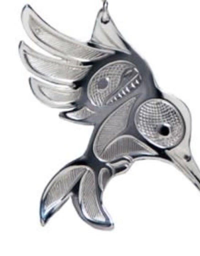 Panabo Sales Hummingbird Pin